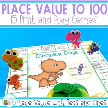Place Value to 100