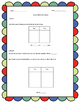 Place Value- Identifying 10's and 1's (Differentiated)