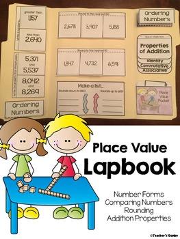 Place Value Lapbook