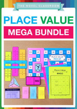 Place Value Maths Bundle – No Prep Required