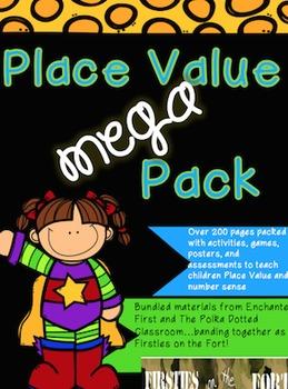 Place Value Mega Pack