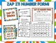 Place Value & Number Form Math Centers, Activities, and Wo