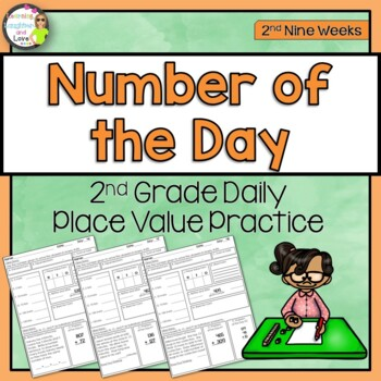 Place Value Number of the Day- 2nd Nine Weeks
