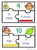 Composing and Decomposing Numbers 0-19 Place Value Game Pu