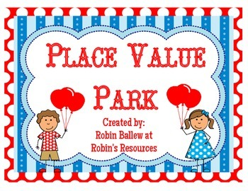 Compare and Order Numbers in Place Value Park