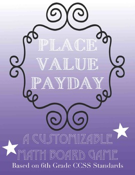 Place Value Payday