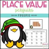 FREE Place Value Penguins