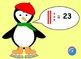 Place Value Penguins, Interactive Smartboard Game Gr 1