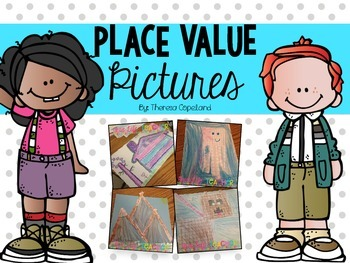 Place Value Pictures with Base 10 Blocks