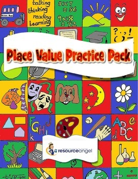 Place Value Printables: Differentiated Place Value Practic