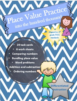 Place Value Practice Preview