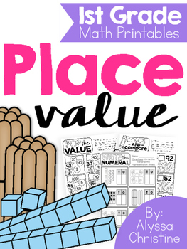 1st Grade Place Value
