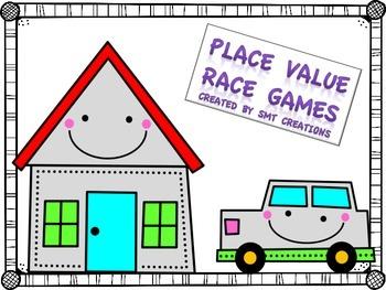 Place Value Race Games