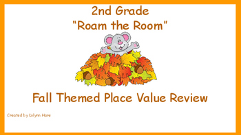 Place Value Roam the Room