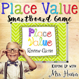 Place Value SmartBoard Board Game