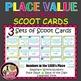 Place Value Spiral Review Scoot CCSS 4.NBT.2