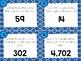 Place Value Task Card Bundle Sets 1-3