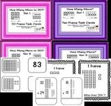 Place Value Task Cards Mega Pack 7 Sets of Place Value Centers