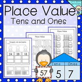 Place Value - Tens and Ones - Worksheets / Printables / Fun