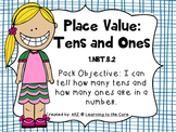 1.NBT.B.2 Place Value Tens and Ones
