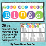Place Value Bingo - Tens and Ones Bingo - Class Set of Boa
