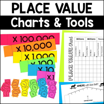 Place Value Tools for 4th & 5th: Rounding, Expanded Notati