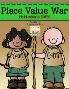 Place Value War to 120