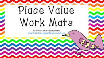 Place Value Workmats with Decimals