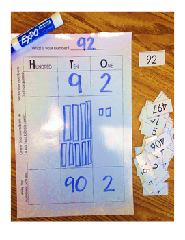 Place Value and Base Ten Practice