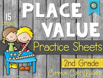 Place Value for Second Grade