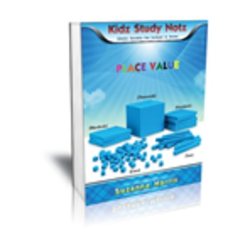 Place Value study Guide With Worksheets & Activities