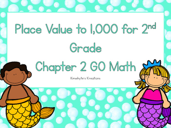 Place Value to 1,000 for 2nd Grade Review - GO Math