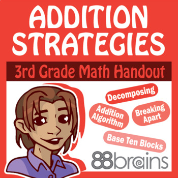 Place Value to Thousands: Addition Strategies pgs. 19 - 22 (CCSS)