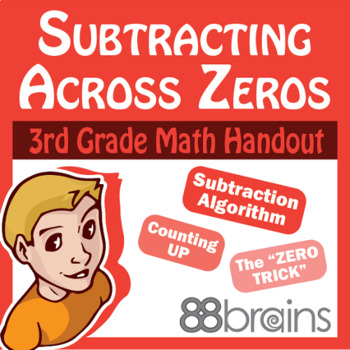 Place Value to Thousands: Subtracting Across Zeros pgs. 27