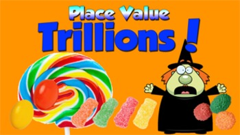 Place Value to the Trillions- a Halloween Place Value Song