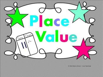 Place value: A Smartboard Lesson