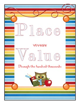 Place vs Value through the hundred thousands