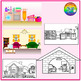 Places at Home Clipart