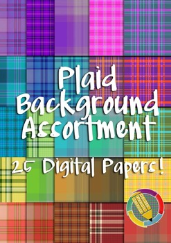 Plaid Background Assortment