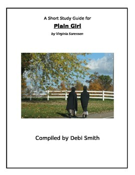 Plain Girl - A Short Study Guide