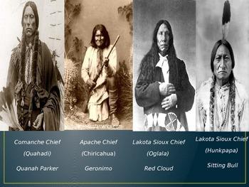 Plains Native Americans Bundle