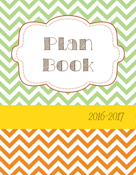 Plan Book Cover