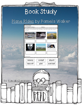 Plane Rides: Vocabulary Activity