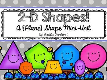 Shape Mini-Unit (2D Shapes)