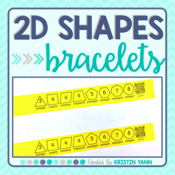 Plane Shapes Bracelets