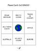 Planet Earth 3 by 3 BINGO!