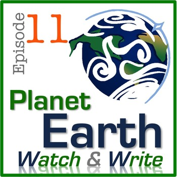 Planet Earth: Watch & Write (Episode 11: Ocean Deep)