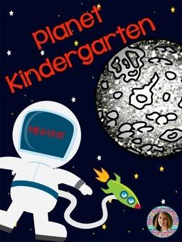 Planet Kindergarten Book Mini-Unit