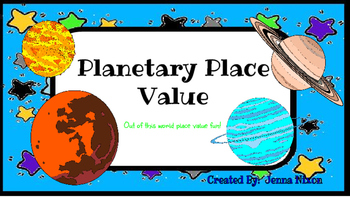 Planetary Place Value