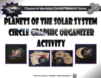 Planets & Celestial Bodies of the Solar System Research Ci